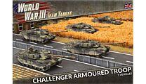 Challenger Armoured Troop