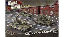 Chieftain Marksman AA Battery