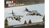 Harrier Close Support Flight