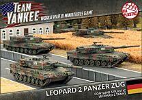 Leopard 2 Panzer Zug