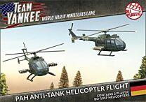 BO-105P Anti-tank Helicopter Flight