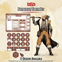 D&D Class Tokens - Barbarian