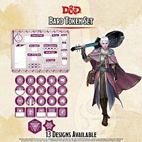 D&D Class Tokens - Bard