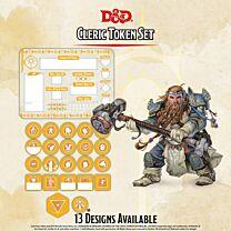 D&D Class Tokens - Cleric