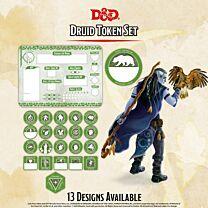 D&D Class Tokens - Druid