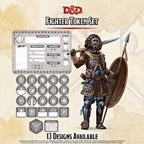 D&D Class Tokens - Fighter