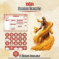 D&D Class Tokens - Sorcerer