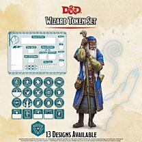 D&D Class Tokens - Wizard