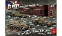 2S3 Acacia Heavy SP Howitzer Battery