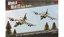 SU-25 Frogfoot Aviation Company