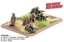 Motor Rifle Heavy Weapons