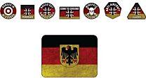 WW3 West German Token Set