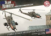 Cobra Attack Helicopter Platoon