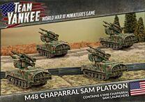 M48 Chaparral SAM Platoon