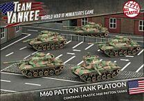 M60 Patton Tank Platoon