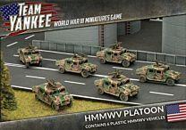 HMMWV Platoon