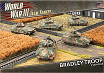 M2 or M3 Bradley Troop (x5 Plastic)