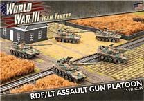 RDF/LT Assault Gun Platoon (x5)