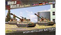 M109 Field Artillery Battery