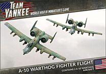 A-10 Warthog Fighter Flight (x2 Plastic)
