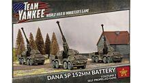 Dana SP 152mm Battery