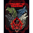 Dungeons & Dragons RPG - Tyranny of Dragons (Alternate Cover) - EN