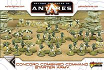 Concord Starter Army