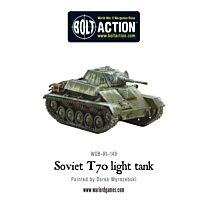 Soviet T70 Light Tank