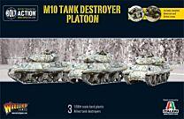 US M10 Tank Destroyer Platoon