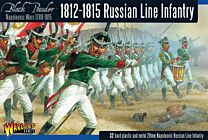 Late Russian Infantry (1812-1815)