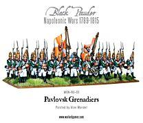 Russian Pavlosk Grenadiers