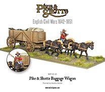 Pike & Shotte Baggage Wagon