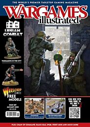 Wargames Illustrated January Edition