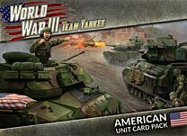 WWIII: American Unit Card Pack (69 cards)