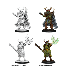 Male Half-Orc Druid